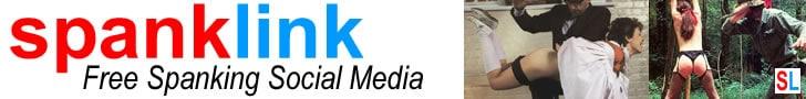 spanklink.com FREE Spanking & bdsm Social media site  banner